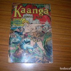 Cómics: KAANGA Nº 8 . Lote 148168106