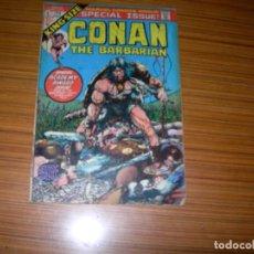 Cómics: CONAN THE BARBARIAN KING SIZE MARVEL. Lote 148169406