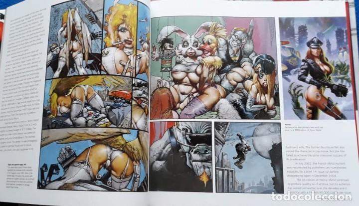 Return erotic comics pictures