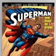 Cómics: SUPERMAN. THE MAN OF STEEL. JOHN BYRNE - MARY WOLFMAN - JERRY ORDWAY. Nº 2. DC COMICS, 2003. INGLES. Lote 148183505
