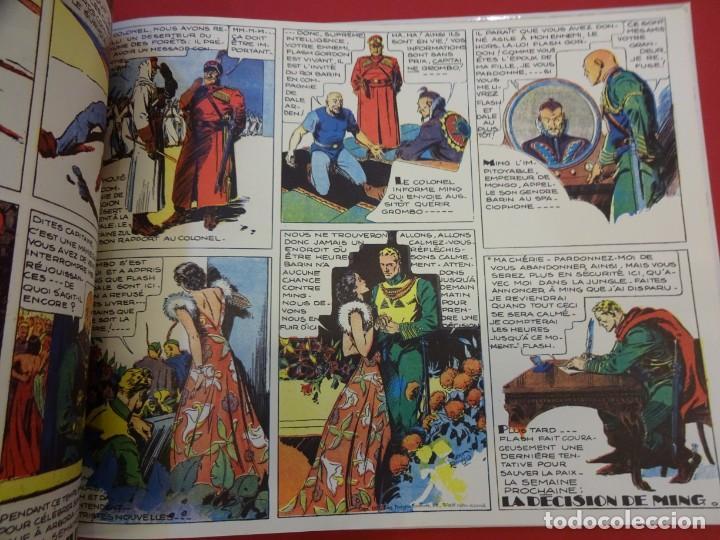Cómics: FLASH GORDON. Alex Raymond. Tomo francés. LE PEUPLE DE LA MER. Avril 1936-Aout 1937 - Foto 3 - 148677498