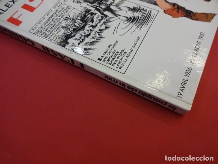 Cómics: FLASH GORDON. Alex Raymond. Tomo francés. LE PEUPLE DE LA MER. Avril 1936-Aout 1937 - Foto 6 - 148677498
