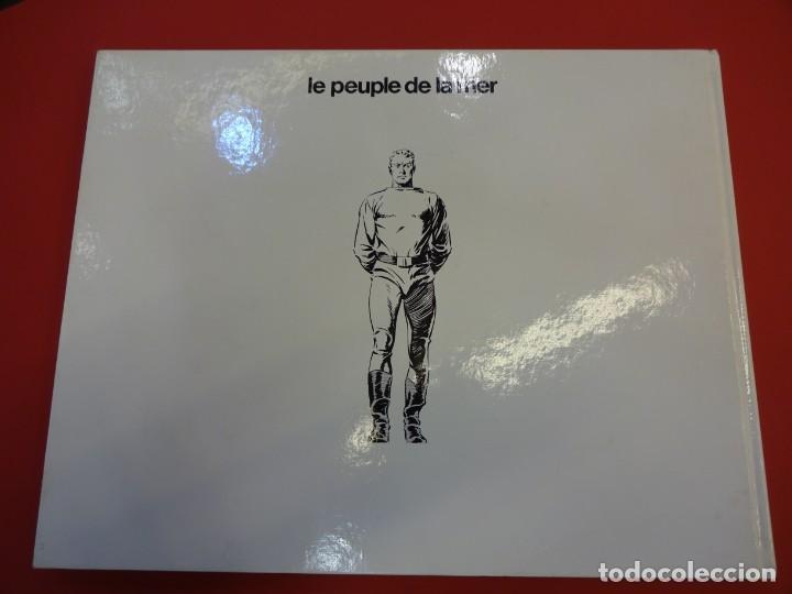 Cómics: FLASH GORDON. Alex Raymond. Tomo francés. LE PEUPLE DE LA MER. Avril 1936-Aout 1937 - Foto 7 - 148677498