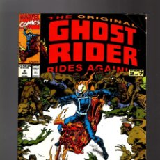 ORIGINAL GHOST RIDER RIDES AGAIN 2 - MARVEL 1991 VG