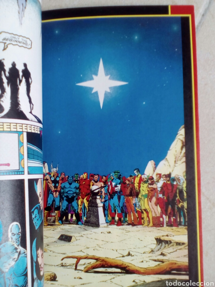 Cómics: Muerte del Capitán Marvel + Captain Marvel #34, Marvel Spotlight #1, #2 (en inglés) - Foto 3 - 148915578
