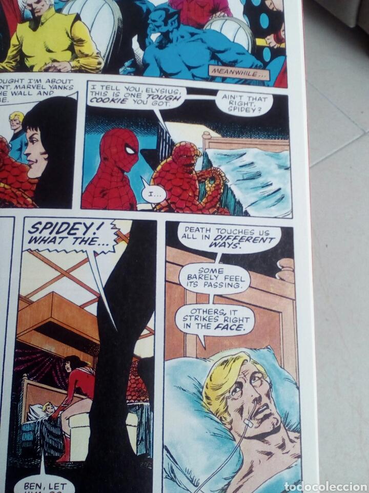 Cómics: Muerte del Capitán Marvel + Captain Marvel #34, Marvel Spotlight #1, #2 (en inglés) - Foto 4 - 148915578
