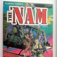 Cómics: THE NAM VOLUME 2 - USA MARVEL COMICS 1988 . Lote 148921274
