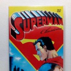 Cómics: SUPERMÁN - DVD CLÁSICOS - PELÍCULA DE ANIMACIÓN (DIBUJOS ANIMADOS). Lote 150040834