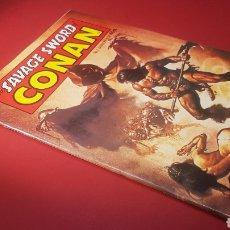 Cómics: MUY BUEN ESTADO THE SAVAGE SWORD OF CONAN 3 JANUARY 1978 USA. Lote 116078247