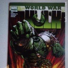 Cómics: WORLD WAR HULK 1 ROMITA JR.. Lote 150825130