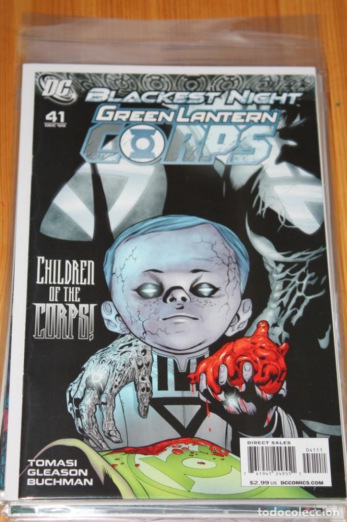 GREEN LANTERN CORPS 41 MARVEL ORIGINAL VFN/NM (Tebeos y Comics - Comics Lengua Extranjera - Comics USA)