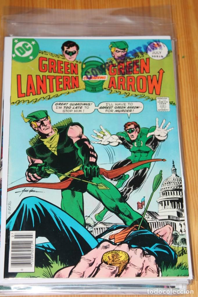 GREEN LANTERN GREEN ARROW 95 DC ORIGINAL VG+ (Tebeos y Comics - Comics Lengua Extranjera - Comics USA)