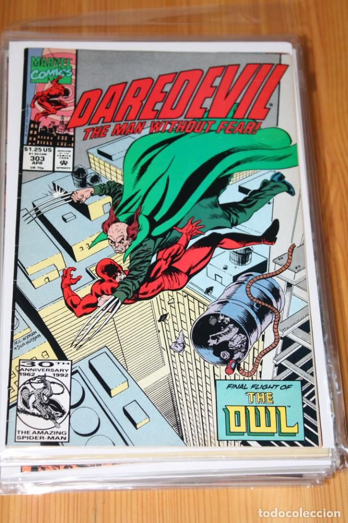 Cómics: Daredevil 303 Marvel Original VG+ 1992 - Foto 1 - 150849674