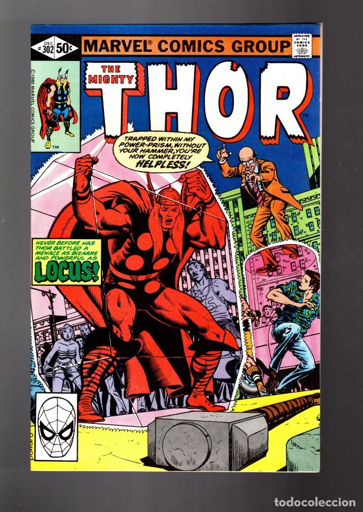 Cómics: THOR 302 - MARVEL 1980 VFN/NM - Foto 1 - 150967066