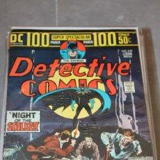 Cómics: DETECTIVE COMICS 439 DC 100 PAGES BATMAN VG/FN 1974. Lote 151558686