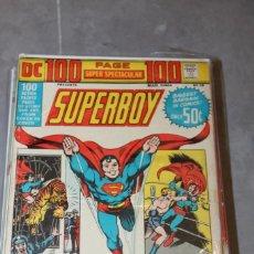 Cómics: DC SUPER SPECTACULAR 15 100 PAGES VG/FN 1973 SUPERBOY. Lote 151559162