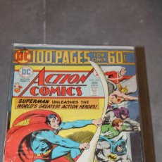 Cómics: ACTION COMICS 443 DC 100 PAGES VG/FN 1975. Lote 151666010