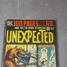 Cómics: UNEXPECTED 157 DC 100 PAGES VG/FN 1974. Lote 151666574