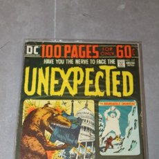 Cómics: UNEXPECTED 157 DC 100 PAGES VG/FN 1974. Lote 151666582