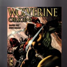Cómics: WOLVERINE ORIGINS 21 - MARVEL 2008 VFN/NM / WAY & DILLON / VS DEADPOOL. Lote 151705610