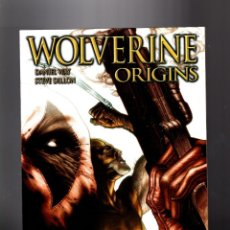 Cómics: WOLVERINE ORIGINS 23 - MARVEL 2008 VFN/NM / WAY & DILLON / VS DEADPOOL. Lote 151705906