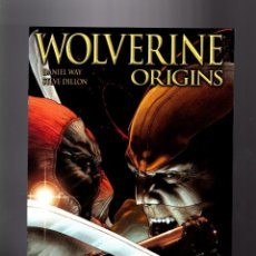 Cómics: WOLVERINE ORIGINS 24 - MARVEL 2008 VFN/NM / WAY & DILLON / VS DEADPOOL. Lote 151706034