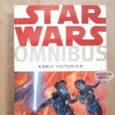 Cómics: STAR WARS OMNIBUS Nº 7 - EARLY VICTORIES - DARK HORSE - ORIGINAL USA - JMV. Lote 151824962