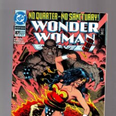 Cómics: WONDER WOMAN 87 - DC 1994 VFN / LOEBS & PARKER / BOLLAND COVER. Lote 152144334