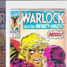Cómics: WARLOCK AND THE INFINITY WATCH Nº3 APRIL ( EN INGLES ). Lote 152265578