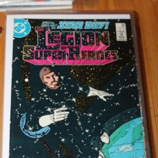 Cómics: LEGION OF SUPER HEROES 306 DC 1983 VFN. Lote 152494886