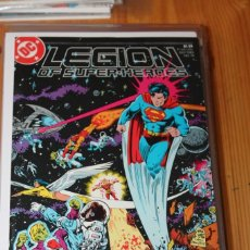 Cómics: LEGION OF SUPER HEROES 12 VOL. 3 DC 1985 VFN+. Lote 152495026