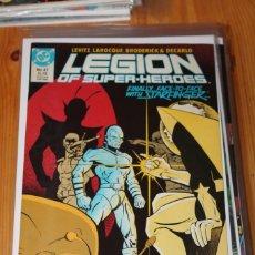 Cómics: LEGION OF SUPER HEROES 47 VOL. 3 DC 1988 VFN+. Lote 152495170