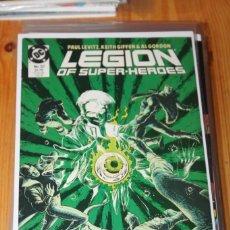 Cómics: LEGION OF SUPER HEROES 57 VOL. 3 DC 1989 VFN. Lote 152495222