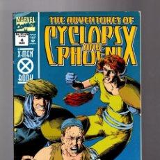 Cómics: ADVENTURES OF CYCLOPS AND PHOENIX - MARVEL 1994 VG/FN . Lote 153322810
