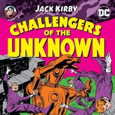 Cómics: JACK KIRBY. CHALLENGERS OF THE UNKNOWN. COLECCIÓN COMPLETA. 320 PÁGINAS. NUEVO.. Lote 153697978