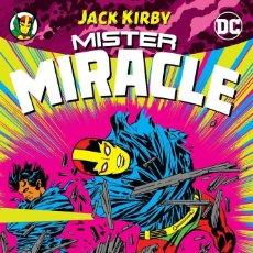 Cómics: JACK KIRBY. MISTER MIRACLE. COLECCIÓN COMPLETA. 440 PÁGINAS. NUEVO.. Lote 153698466