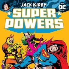 Cómics: JACK KIRBY. SUPER POWERS. COLECCIÓN COMPLETA. 368 PÁGINAS. NUEVO.. Lote 154374409