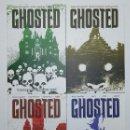 Cómics: COMPLETA - GHOSTED TPB # 1 AL 4 (IMAGE,2013) - JOSHUA WILLIAMSON - FANTASMAS. Lote 153910646