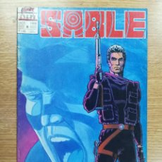Cómics: SABLE RETURN OF THE HUNTER (1988) #8. Lote 153965569