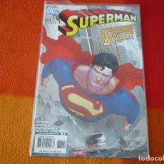 Cómics: SUPERMAN Nº 674 ( KURT BUSIEK ) ( EN INGLÉS ) ¡MUY BUEN ESTADO! DC COMICS . Lote 154371434