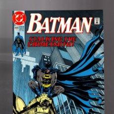 Comics : BATMAN 444 - DC 1989 VFN/NM / MARV WOLFMAN & JIM APARO. Lote 224447711