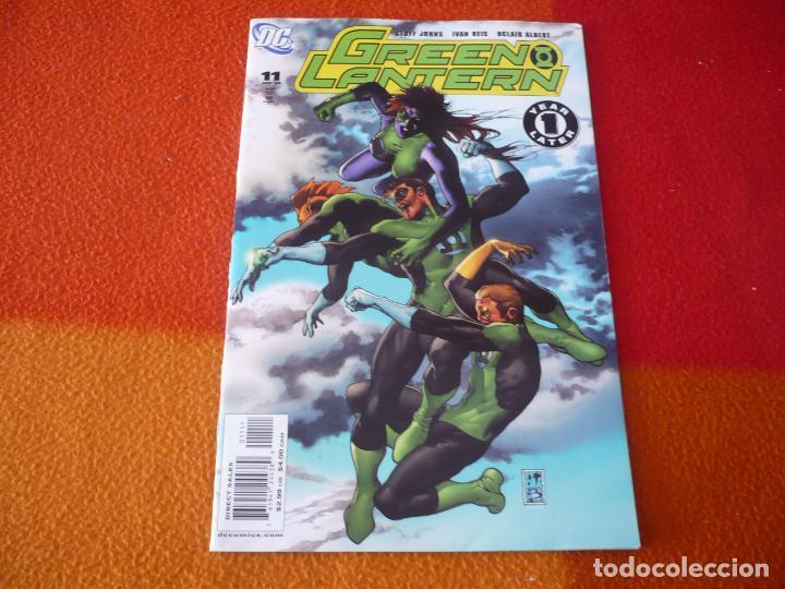 GREEN LANTERN Nº 11 ( GEOFF JOHNS ) ¡MUY BUEN ESTADO! ( EN INGLES ) DC (Tebeos y Comics - Comics Lengua Extranjera - Comics USA)