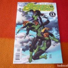 Cómics: GREEN LANTERN Nº 11 ( GEOFF JOHNS ) ¡MUY BUEN ESTADO! ( EN INGLES ) DC. Lote 154610946