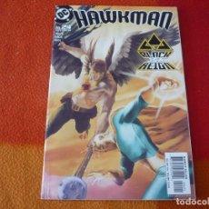 Cómics: HAWKMAN Nº 24 ( GEOFF JOHNS ) ¡MUY BUEN ESTADO! ( EN INGLES ) DC 2004. Lote 154611330