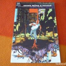Cómics: SEVEN MILES A SECOND (DAVE WODJNAROWICZ JAMES ROMBERGER ) ¡BUEN ESTADO! (EN INGLES ) VERTIGO DC. Lote 197066246