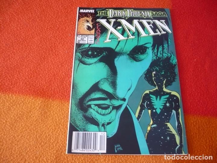 X MEN CLASSIC Nº 40 ¡BUEN ESTADO! ( EN INGLES ) MARVEL (Tebeos y Comics - Comics Lengua Extranjera - Comics USA)