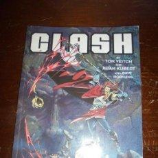 Cómics: CLASH. BOOK TWO. EDICIONES DC. EDITADO EN INGLES. Lote 154758702
