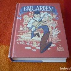 Cómics: FAR ARDEN ( KEVIN CANNON ) ¡BUEN ESTADO! ( EN INGLES ) TAPA DURA. Lote 154889318