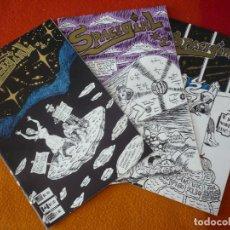 Cómics: SPACEGIRL NºS 1, 2 Y 3 ¡BUEN ESTADO! ( EN INGLES ). Lote 197066260