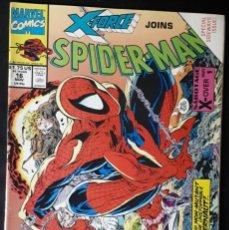 Cómics: SPIDER-MAN 16 USA - X-FORCE VS SPIDERMAN MCFARLANE. Lote 154913442